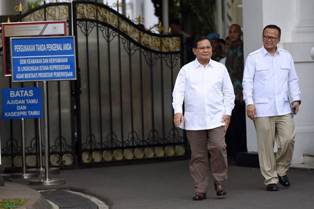 Pembantu Jokowi Bernama Prabowo. Opini Dimas Huda