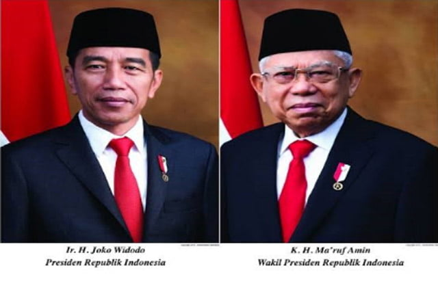 Dibawah Jokowi Maruf, Indonesia Akan Jadi Negara Adi Daya Baru