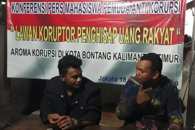 Mahasiswa: Walikota Bontang Bertanggungjawab Atas Dugaan Korupsi Berjamaah