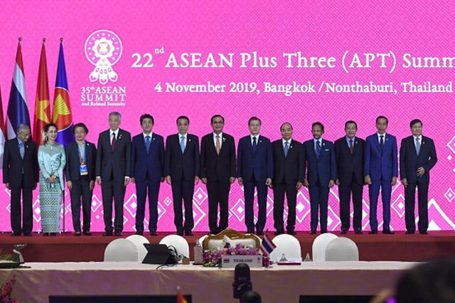 ASEAN Plus Three Jangkar Stabilitas Keamanan dan Kesejahteraan