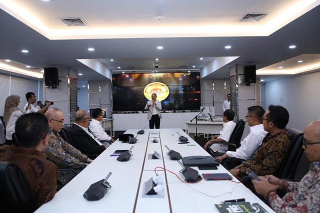 Lima PNS Inspiratif Ajang Anugerah ASN 2019 Jalani Tahap Wawancara