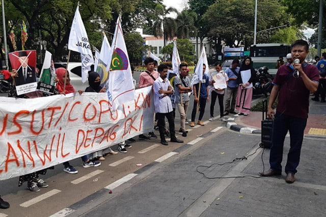 PW GPI Jakarta Raya Desak Kanwil Depag Jakarta Mundur