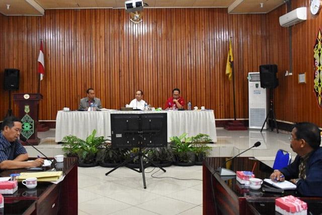 Bupati Kapuas: Perangkat Daerah Harus Kompak dan Bekerja Sama