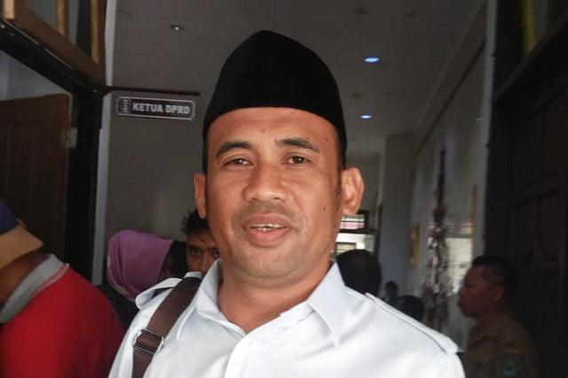 Bendi Kecewa Dengan Hasil Pemilihan Badan Kehormatan DPRD Kapuas