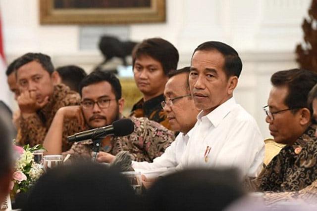 Jokowi Pastikan Anggota Dewan Pengawas KPK Adalah Figur Kompeten