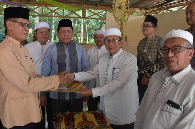Kepengurusan MUI Sembilan Kecamatan di Kapuas Dikukuhkan