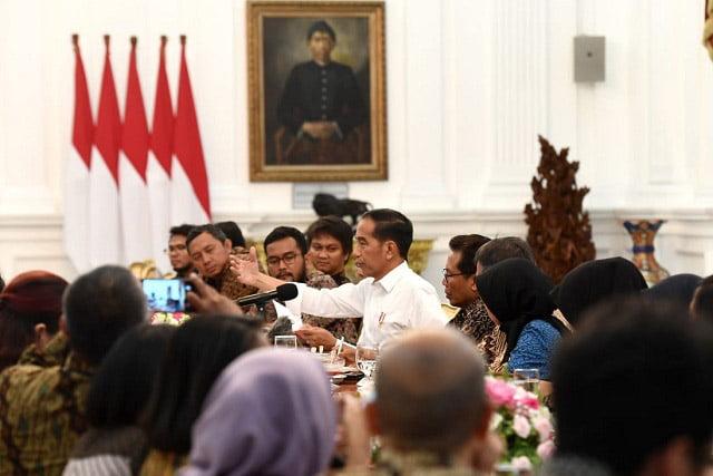 Jokowi: Ketua Umum PSSI Harus Mampu Majukan Sepakbola Indonesia