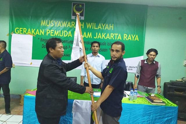 Rahmat Himran Terpilih Jadi Ketua PW GPI Jakarta Raya