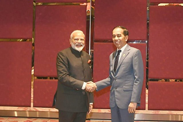 Indonesia Dorong ASEAN dan India Pererat Kerja Sama