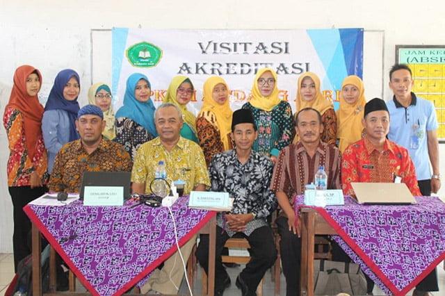 Tim Assesor BAN Provinsi Jawa Tengah Verifikasi PAUD dan PNF