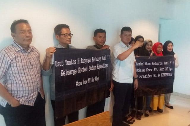 JAKI: Ada Apa Dengan Tenggelamnya Kapal Kargo MV Nur Allya