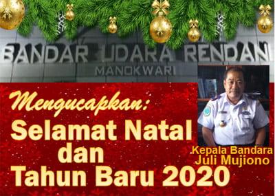 400X350 Natal Bandara Rendani