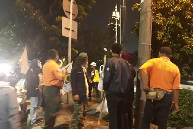 Brigade GPI Tuding Ismaya Group Merusak Moral Anak Bangsa