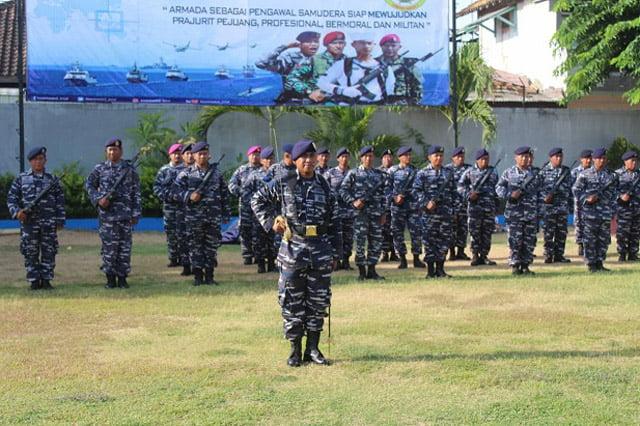 Pangkalan TNI AL Banyuwangi Peringati Hari Nusantara Ke-19