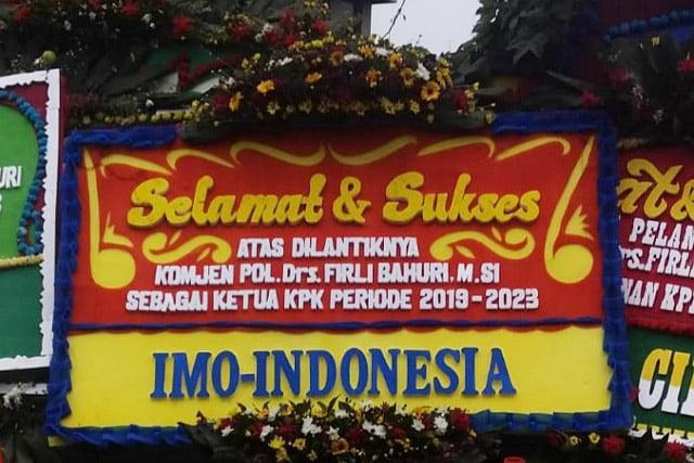 IMO Indonesia: Selamat & Sukses Pimpinan dan Dewan Pengawas KPK