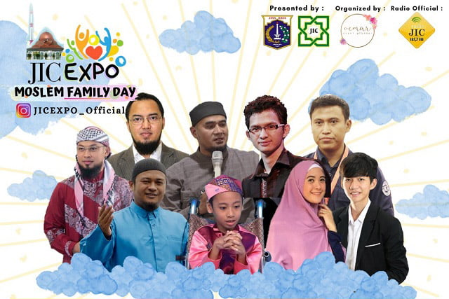 JIC Expo 2019 Angkat Tema Moeslim Family Day