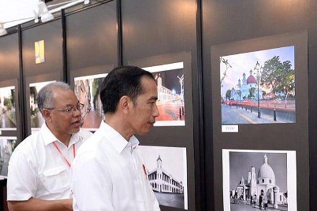 Jokowi Minta Kawal Bersama Proses Hukum Penyiraman Air Keras Novel