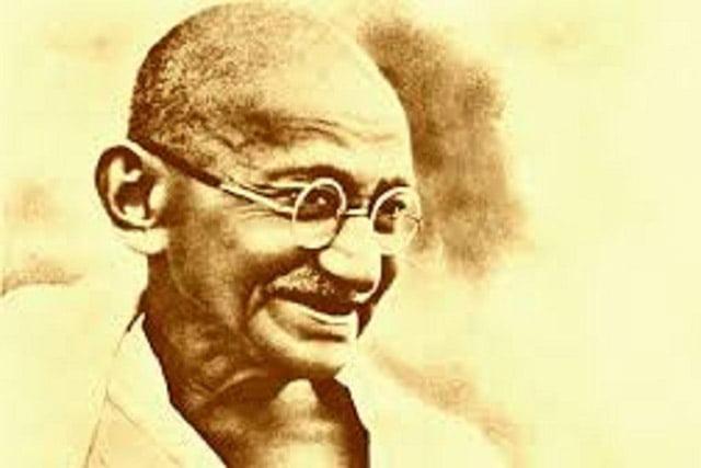 Mahatma Gandhi. Opini I Wayan Budiartawan