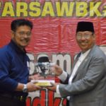 Politisi PKS Pencetus Gerakan WBK Terima Penghargaan Dari Kementerian Pertanian