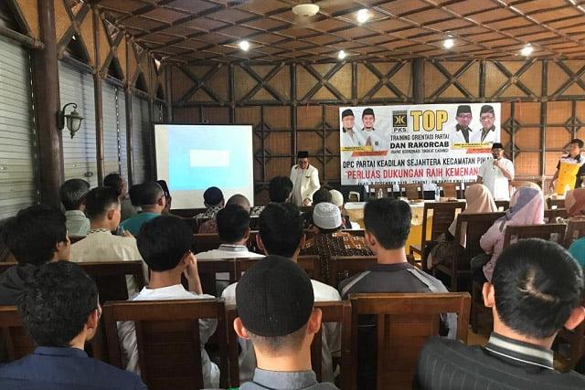 PKS Kota Tangerang Gelar PKS TOP