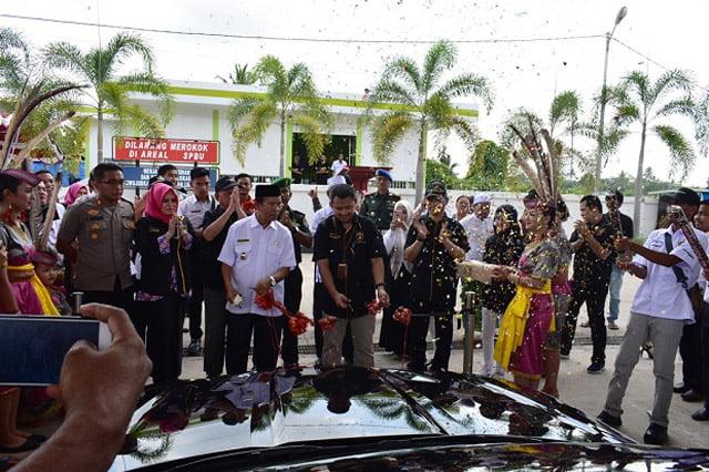 Pertamax Turbo Kini Hadir di Kabupaten Kapuas