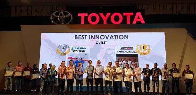 Auto2000 Balikpapan Raih Penghargaan Best Innovation