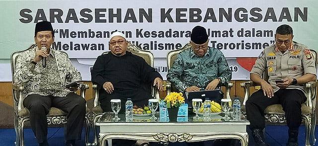 MUI DKI: Istilah Radikalisme dan Terorisme Seolah Ditujukkan ke Islam