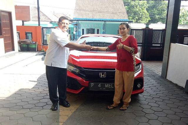 Honda Istana Banyuwangi Respon Cepat Keluhan Pelanggan