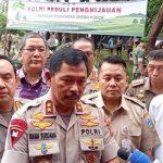Peduli Penghijauan, Polda Metro Jaya Tanam Seribu Pohon