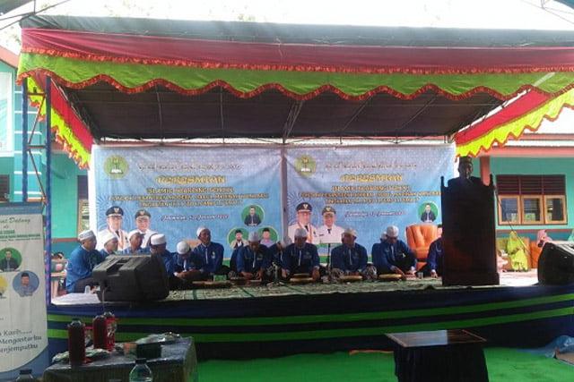 Qori Internasional Warnai Peresmian Pondok Pesantren Modern Darul Madinah Wonosari