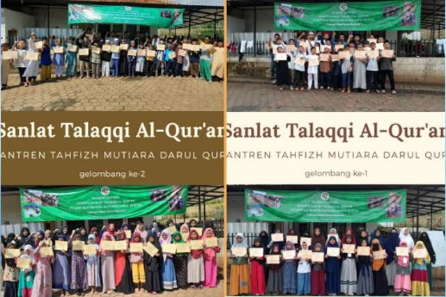 Sanlat Belajar AlQuran Metode Talaqqi