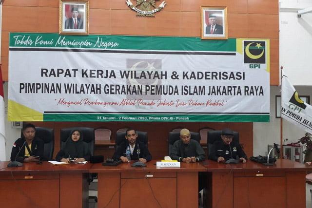 PW GPI Jakarta Raya Gelar Rapat Kerja Wilayah dan Kaderisasi