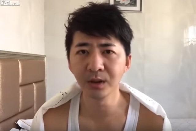 Chen Qiushi Aktivis HAM China Yang Mengupdate Situasi di Wuhan Akibat Virus Corona Menghilang