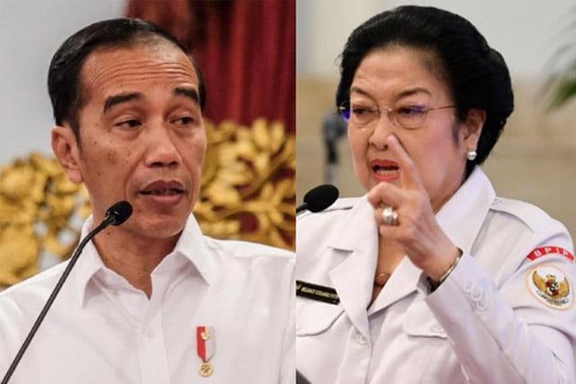 Tembak Jokowi, Mega Menepuk Air di Dulang. Opini Dimas Huda