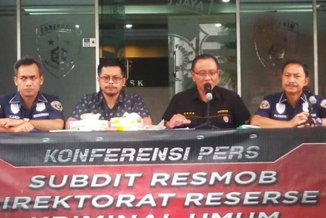 Pencuri Spesialis Moge Tewas Ditembak Karena Melawan Petugas