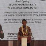 Hino Rantau Kalimantan Selatan Kini Dilengkapi Fasilitas 3S