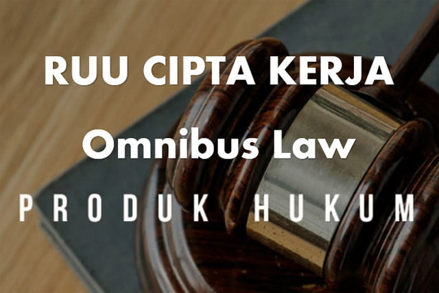 Download RUU Cipta Kerja Omnibus Law