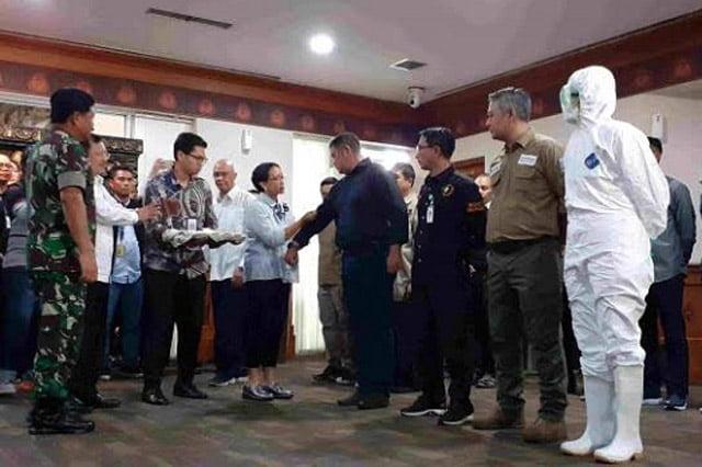 Indonesia Kirim Tim Penjemputan WNI ke China