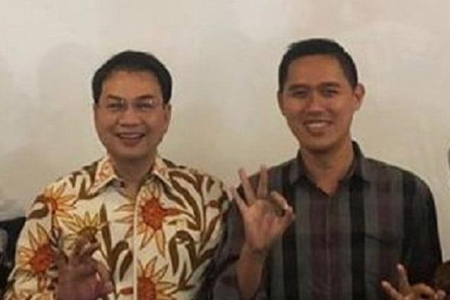 Azis Syamsuddin Dukung M Alipudin Jadi Ketua HIPMI Jaya