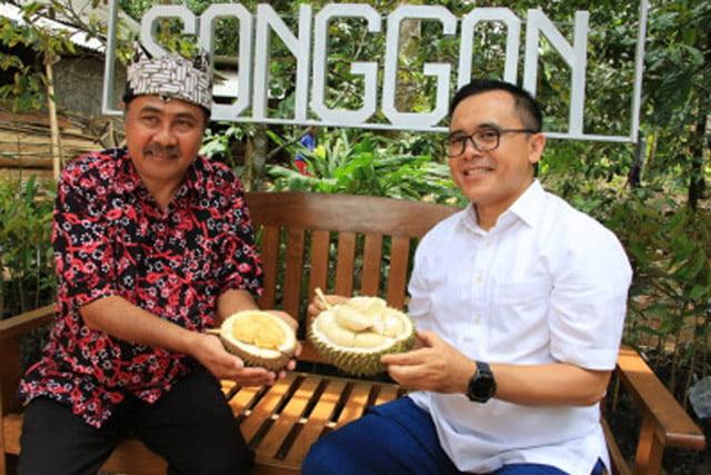 Pecinta Durian Banyuwangi Kini Bisa Pesan Via Online