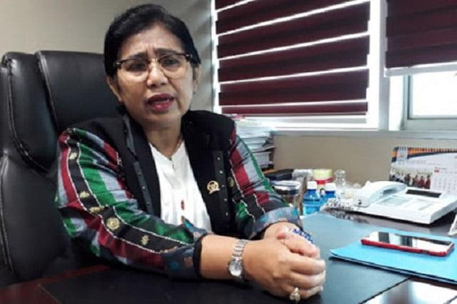 Irma Suryani Chaniago Sebut Penyebaran Virus Corona Tak Terkontrol Karena Karakter dan Kebiasaan Orang Indonesia