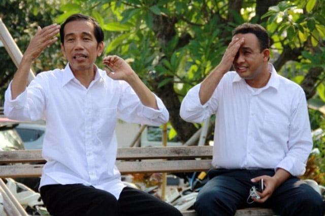 Jokowi Mati Gaya, Anies The Real Leader. Opini Hersubeno Arief