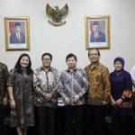 Temui Menteri PPN, President IGCN Ajak Indonesia Aktif di Komunitas Global PBB