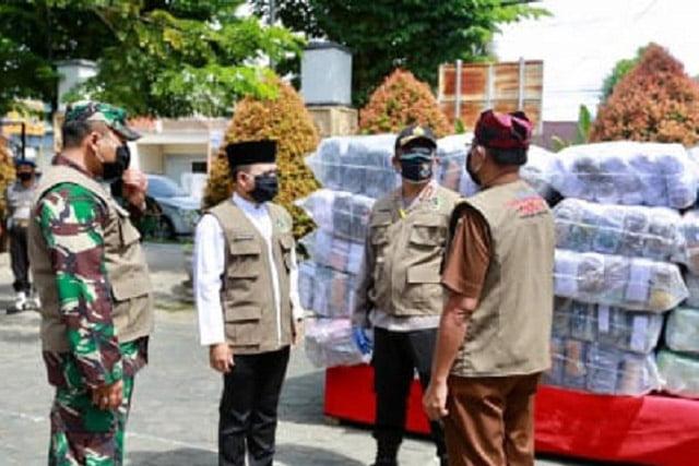 Penjahit Kampung Garap Pesanan 1 Juta Masker dari Pemkab Banyuwangi