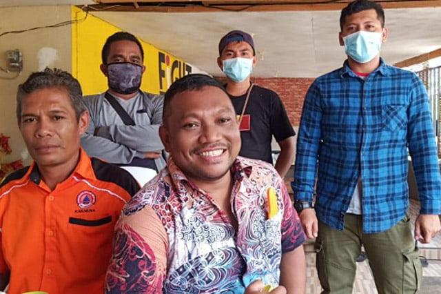 Hindari Fitnah, BNPB Muna Akan Lakukan Rapid Test Secara Tertutup