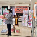 Perwakilan SKK Migas bersama KKKS Petrogas Basin Ltd, memberikan bantuan lanjutan pencegahan penanganan pandemik Covid-19 kepada Pemerintah Kota Sorong, Selasa (28/4/2020).