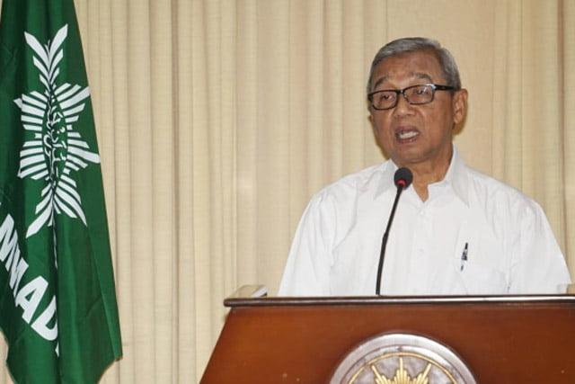 Busyro Muqoddas: Pergantian Rektor UM Sorong Sesuai Prosedur PP Muhammadiyah
