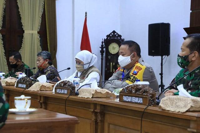 Mulai 28 April, Surabaya, Gresik dan Sidoarjo Diberlakukan PSBB