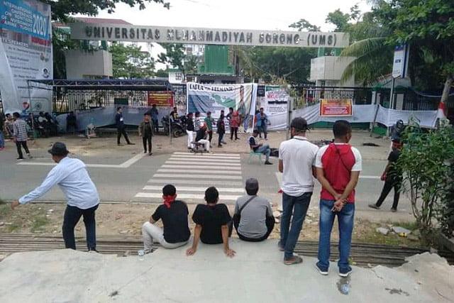 Ferry Onim: Muhammad Ali Pernah Menyakiti Hati Mahasiswa UM Sorong