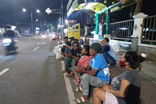 Relawan Jokowi Sebut PSBB Membuat Rakyat Makin Sengsara